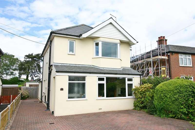 3 Bedrooms Detached House for sale in Denzil Avenue, Netley Abbey, Southampton, SO31 5BA