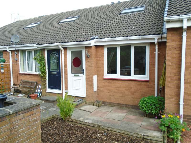 1 Bedroom Bungalow for sale in Willow Close, Morpeth