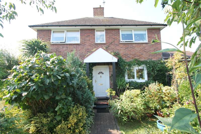 3 Bedrooms Semi Detached House for sale in Ensign Way, Stanwell, TW19