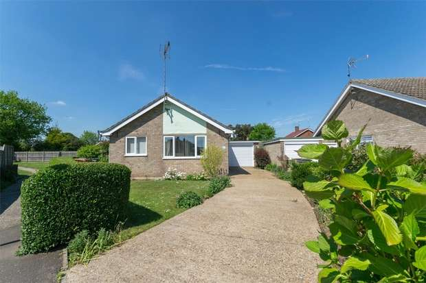 3 Bedrooms Detached Bungalow for sale in 21 Whitelands, Fakenham