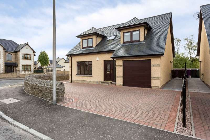 4 Bedrooms Detached Villa House for sale in The Fiddlers, Monikie, Angus, DD5 3QU