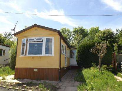 2 Bedrooms Mobile Home for sale in Winchester Road, Fair Oak, Eastleigh