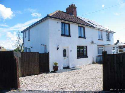 3 Bedrooms Semi Detached House for sale in Weymouth, Dorset, England