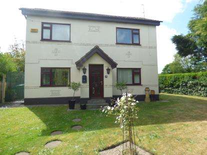 4 Bedrooms Detached House for sale in Moss Side, Formby, Liverpool, Merseyside, L37
