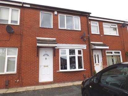 2 Bedrooms Terraced House for sale in Old Vicarage Mews, Westhoughton, Bolton, Greater Manchester, BL5