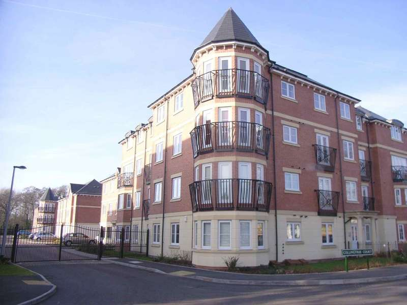 2 Bedrooms Flat for sale in Warwick Road, Olton