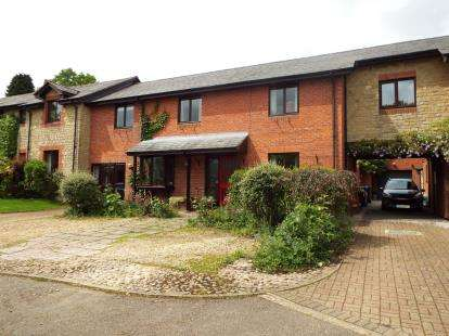 3 Bedrooms Terraced House for sale in Trengothal Court, Mill Road, Whitfield, Northamptonshire
