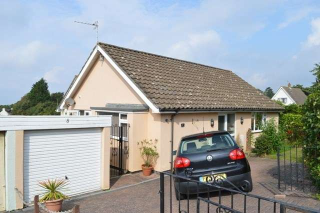 4 Bedrooms Detached House for sale in Brunel Close, Bleadon Hill, Weston-super-Mare