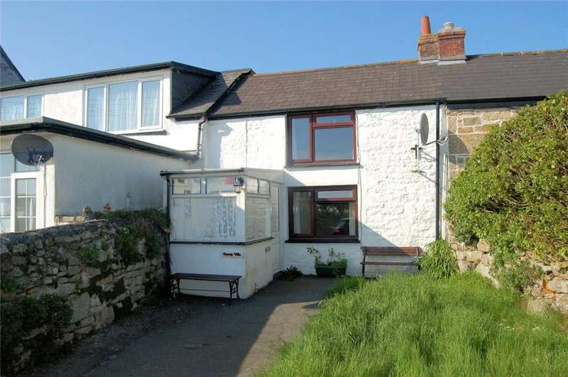 3 Bedrooms Terraced House for sale in Fore Street, ASHTON, Near Helston