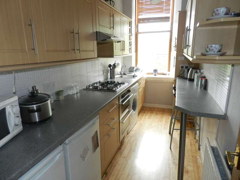 2 Bedrooms Flat for sale in Roslea Drive, Glasgow