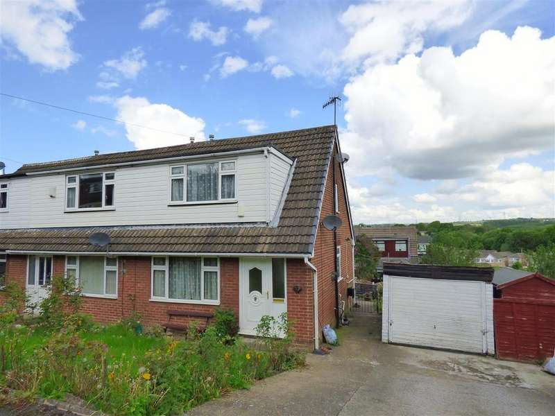 3 Bedrooms Town House for sale in Kenmore Drive, Cleckheaton