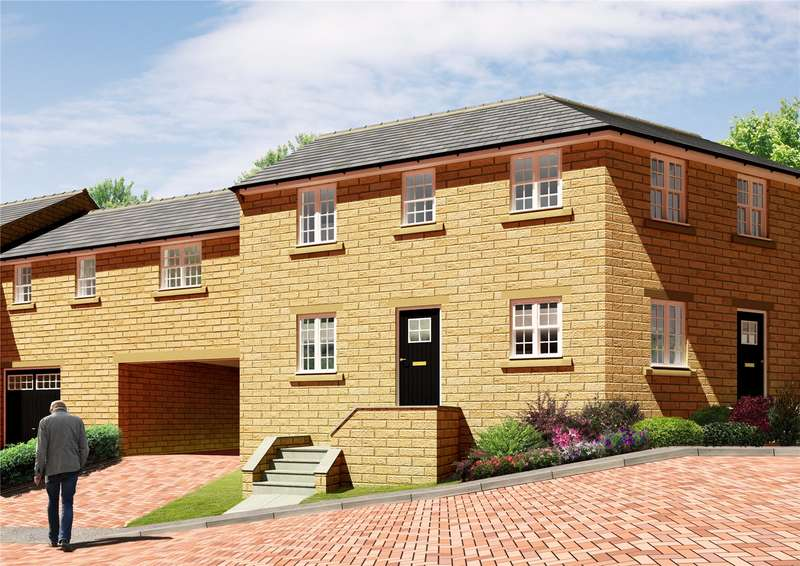 2 Bedrooms Flat for sale in Inspire, Jilling Ing Park, Dewsbury, West Yorkshire, WF12
