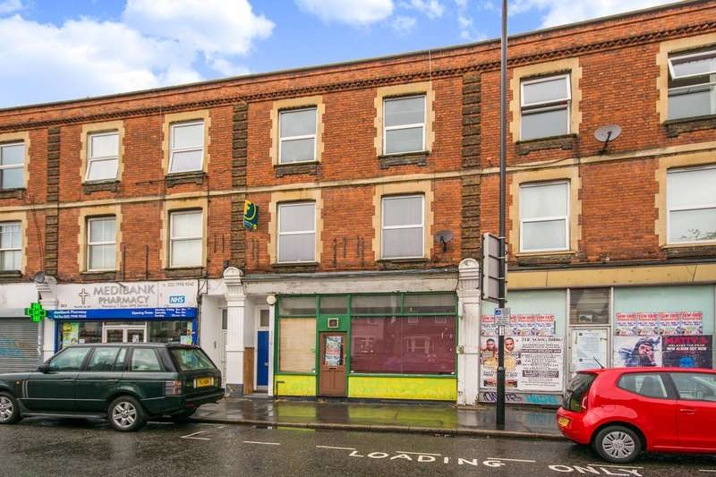 3 Bedrooms Flat for sale in Morland Road, Croydon, CR0