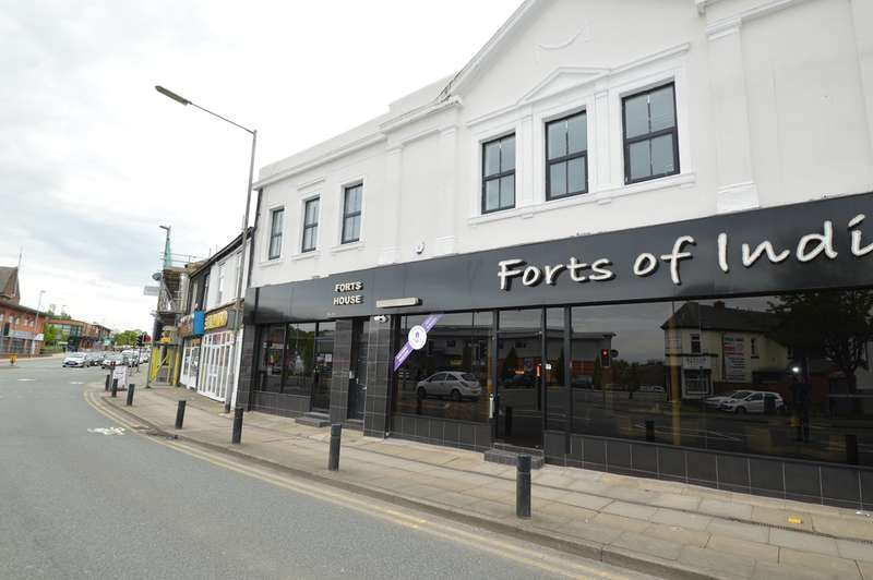 1 Bedroom Commercial Property for rent in Radcliffe New Road, Whitefield, Manchester, M45