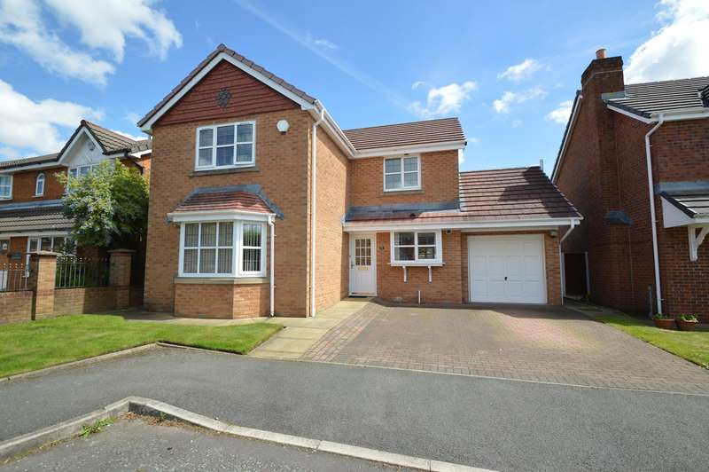 3 Bedrooms Property for sale in Highmeadow, Radcliffe, Manchester, M26