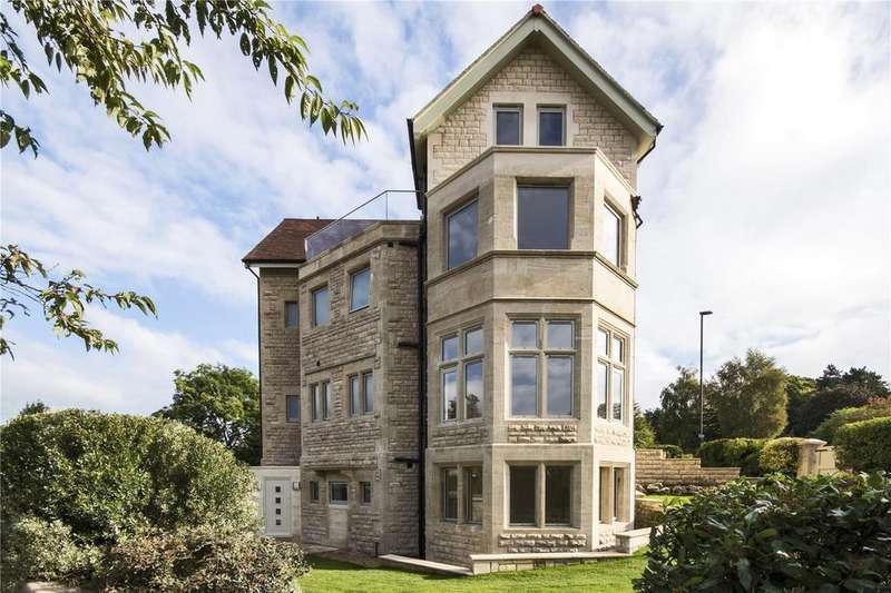 2 Bedrooms Flat for sale in Millennium House, 1 Beckford Road, Bath, BA2