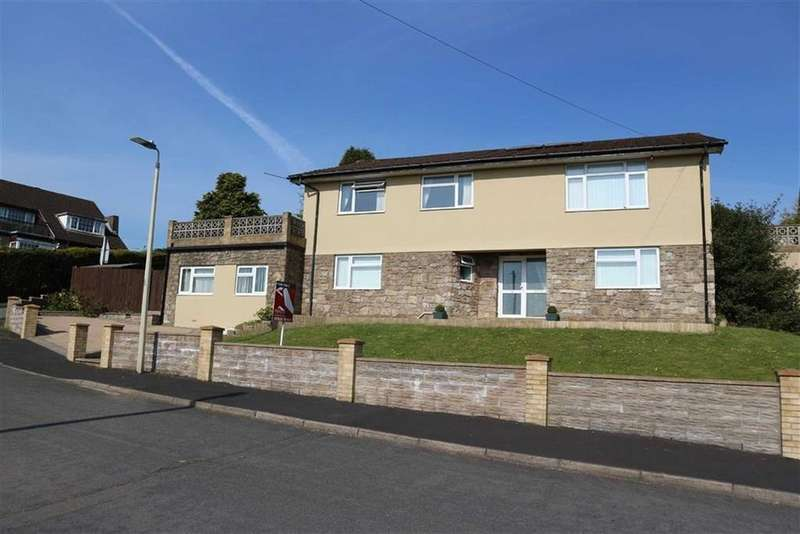 4 Bedrooms Detached House for sale in Pentwyn Isaf - Caerphilly CF83 2NR