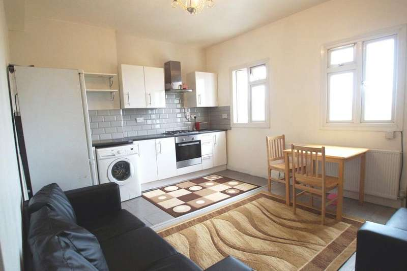 1 Bedroom Flat for sale in Grand Parade, Green Lanes, Haringey