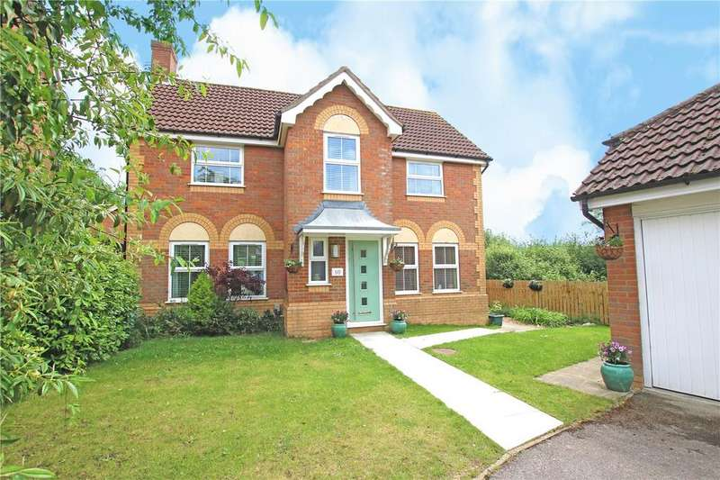 5 Bedrooms Detached House for sale in Blagrave Rise, Tilehurst, Reading, Berkshire, RG31