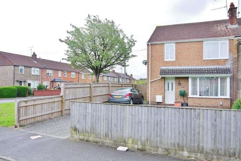 3 Bedrooms End Of Terrace House for sale in Berrington Road, Swindon
