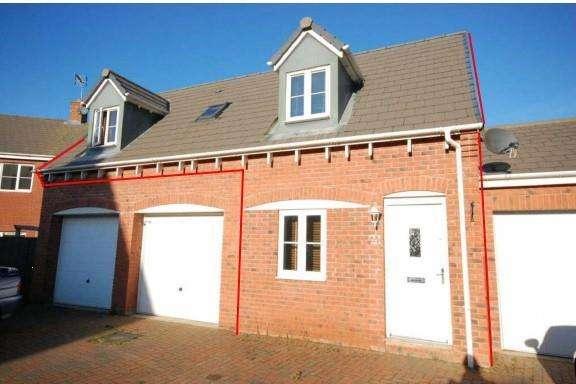 2 Bedrooms Maisonette Flat for sale in Oakwood Close, Desborough