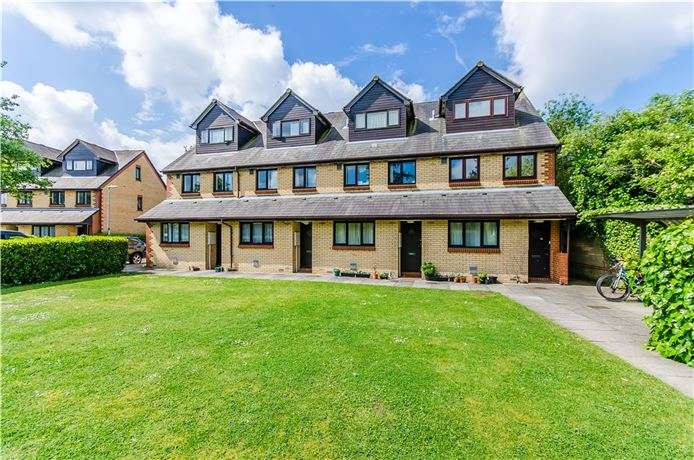 2 Bedrooms Duplex Flat for sale in Sleaford Street, Cambridge