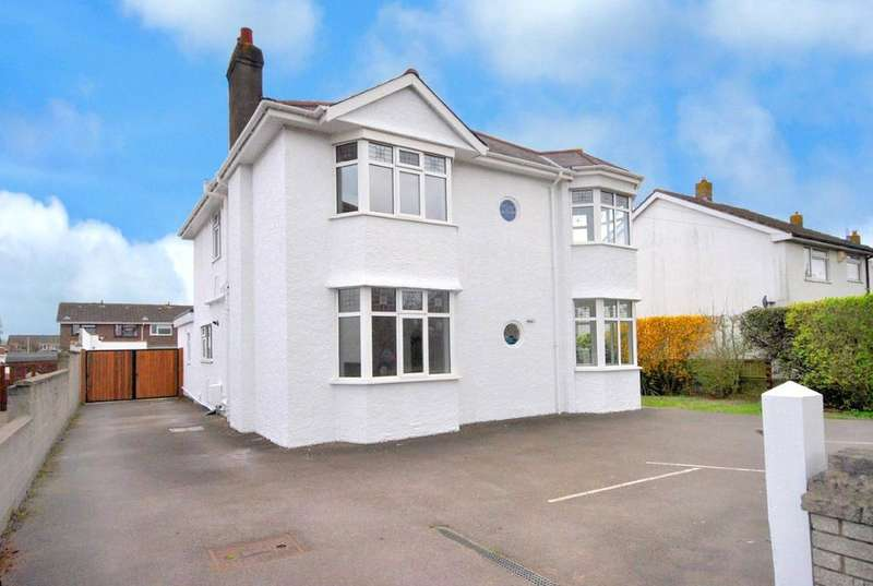 4 Bedrooms Detached House for sale in New Bristol Road, Worle, Weston-super-Mare, North Somerset, BS22