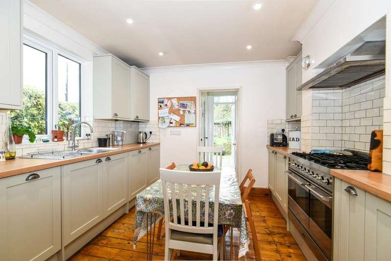 5 Bedrooms End Of Terrace House for sale in Marlow Road London SE20
