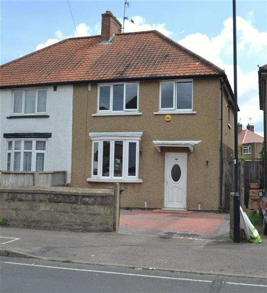 3 Bedrooms Semi Detached House for sale in Vernon Road, Feltham