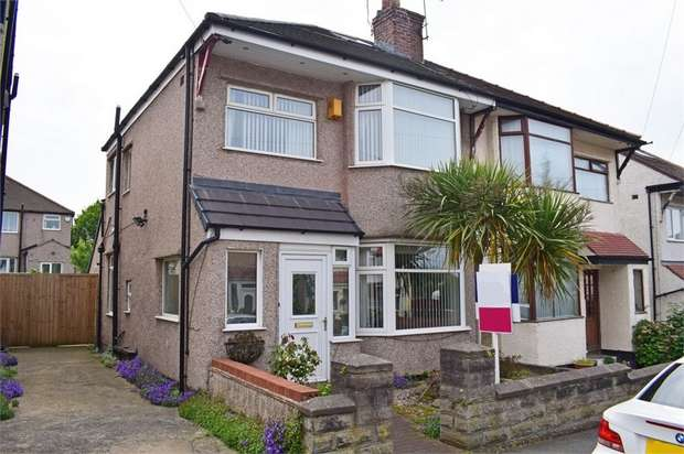 4 Bedrooms Semi Detached House for sale in Westbourne Road, Wallasey, Merseyside