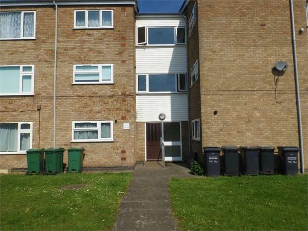 1 Bedroom Flat for sale in Pevensey Road, Loughborough, Leicestershire
