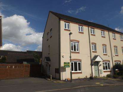 4 Bedrooms End Of Terrace House for sale in Evergreen Way, Stourport-On-Severn