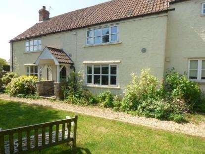 3 Bedrooms Link Detached House for sale in Wells Road, Hallatrow, Bristol, Somerset