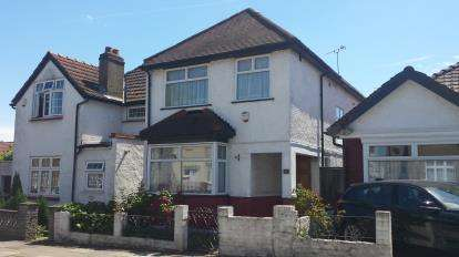 3 Bedrooms Link Detached House for sale in Eton Avenue, Wembley, Middlesex