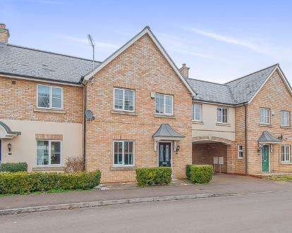 4 Bedrooms Terraced House for sale in George Alcock Way, Farcet, Peterborough, United Kingdom