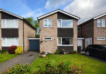 3 Bedrooms Link Detached House for sale in Crabtree Crescent, Sheffield, South Yorkshire