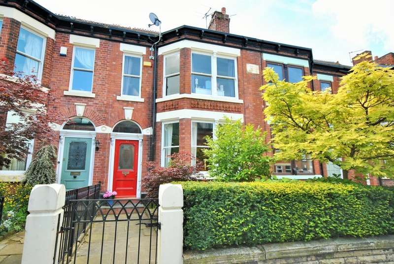 4 Bedrooms Terraced House for sale in Beech Road, Davenport