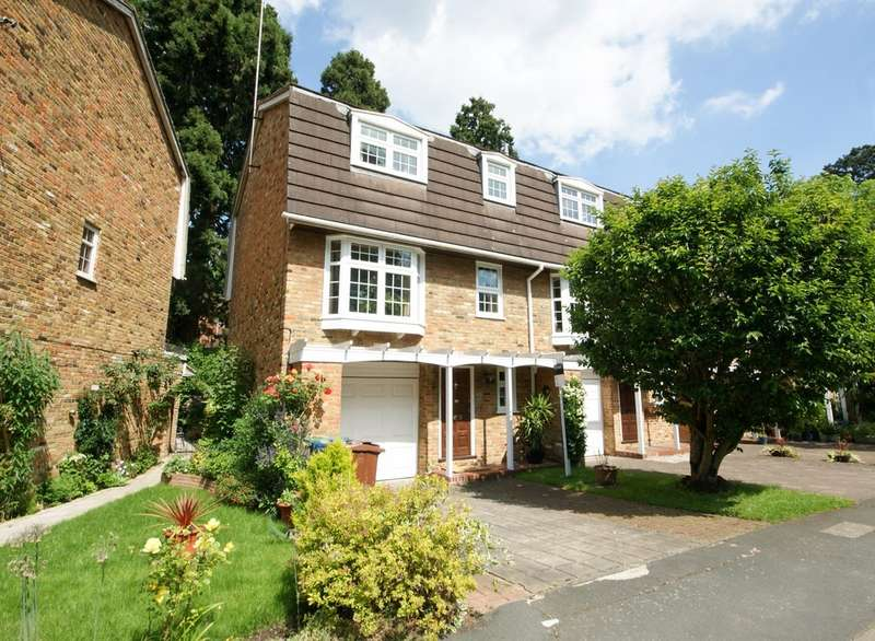 4 Bedrooms Town House for sale in Westbury Lodge Close, Pinner