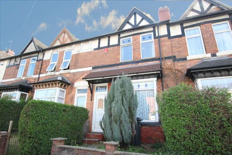 3 Bedrooms Terraced House for sale in Gravelly Lane, ERdington, B23 6LS