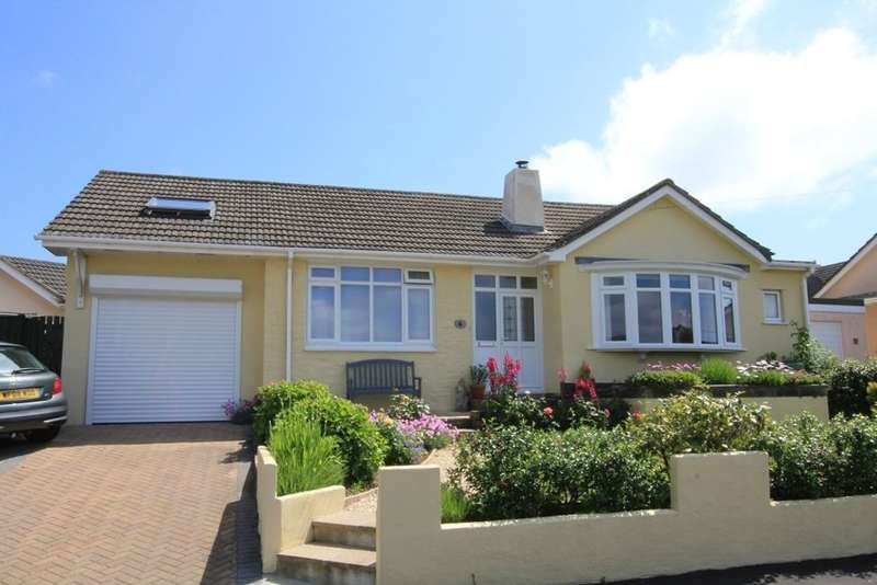 3 Bedrooms Detached Bungalow for sale in Beech Drive, Ipplepen