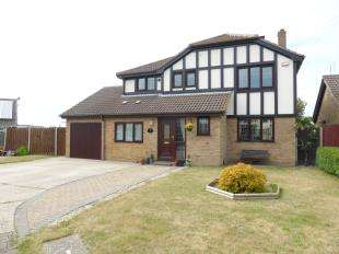 4 Bedrooms Detached House for sale in Ellis Drive, New Romney, Romney Marsh, Kent