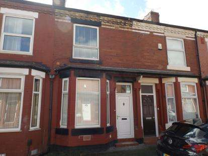 3 Bedrooms Terraced House for sale in Arnside Street, Manchester, Greater Manchester, Uk