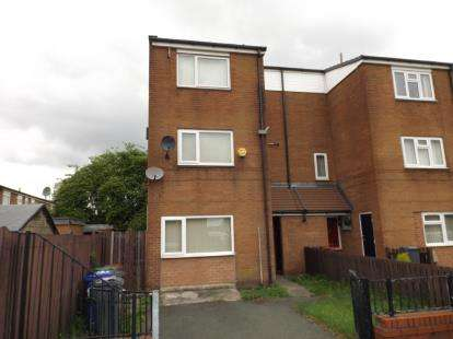 4 Bedrooms End Of Terrace House for sale in Langport Avenue, Manchester, Greater Manchester, Uk