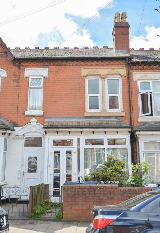 3 Bedrooms Terraced House for sale in Laxey Road, Edgbaston