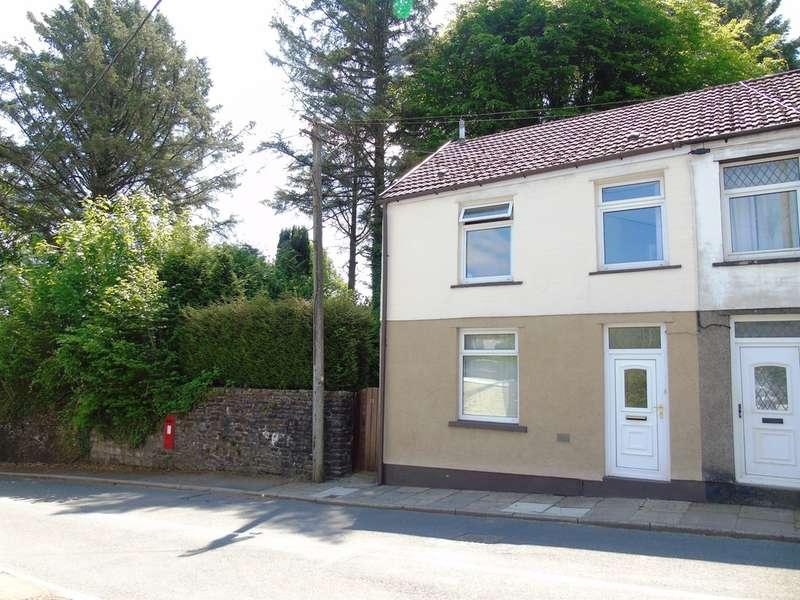 2 Bedrooms Semi Detached House for sale in Heol Y Mynach, Ynysybwl, Pontypridd