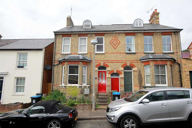 3 Bedrooms Semi Detached House for sale in OVER 1450 SQUARE FEET OF ACCOMODATION CHARACTER SEMI in the OLD TOWN, Herbert Street, HP2