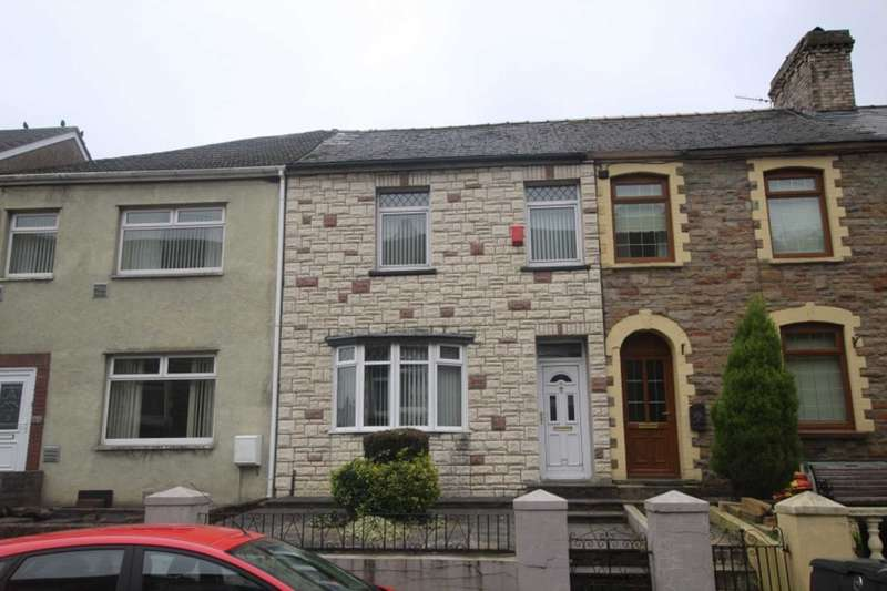 3 Bedrooms Terraced House for sale in Abertillery Rd, Blaina, Abertillery, NP13 3DZ