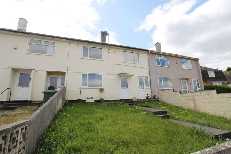 3 Bedrooms Terraced House for sale in Landulph Gardens, St Budeaux, PL5 1EN