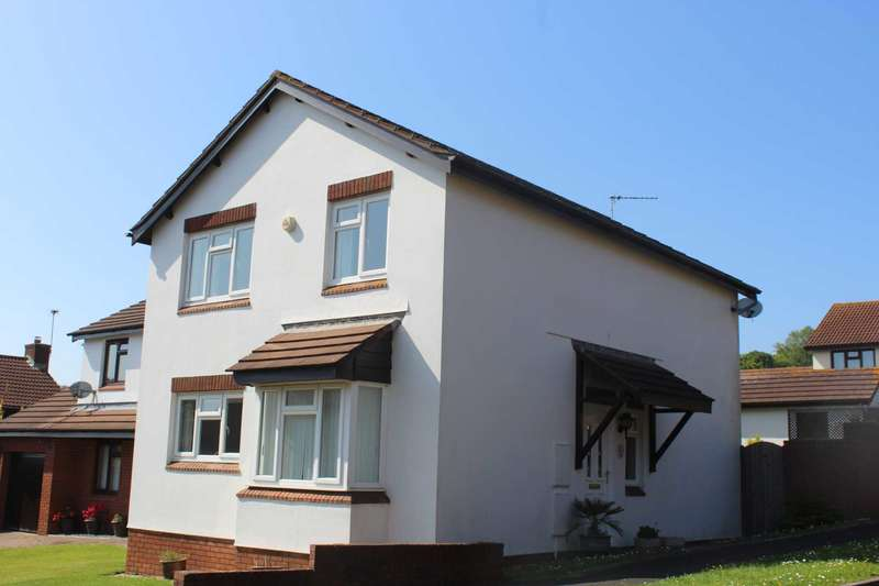 4 Bedrooms Detached House for sale in Canterbury Way, Exmouth