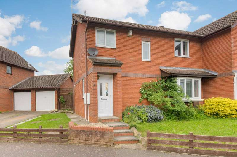3 Bedrooms Semi Detached House for sale in Haddon, Great Holm